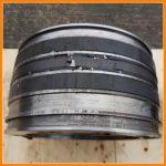 damaged cylinder component before remanufacture