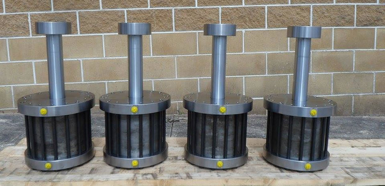 manufactured hydraulic cylinders